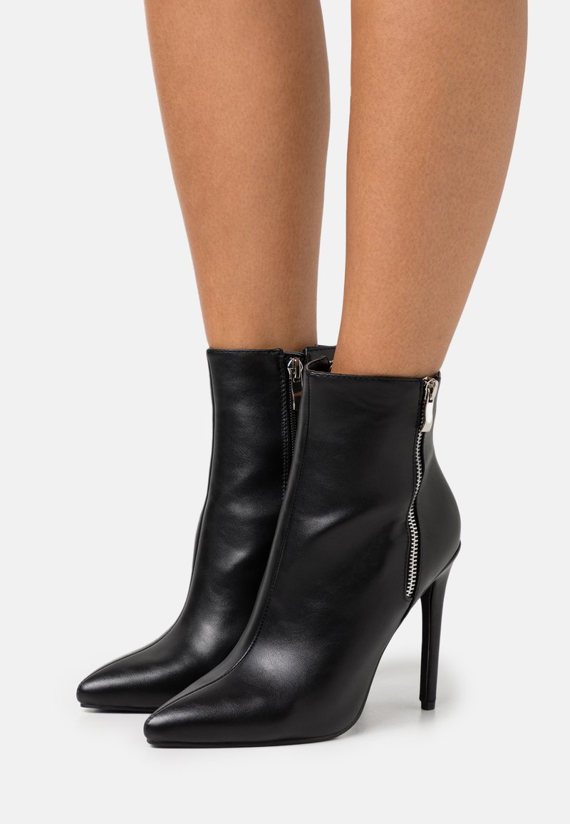 BEBO - ROOKY - Classic ankle boots - black