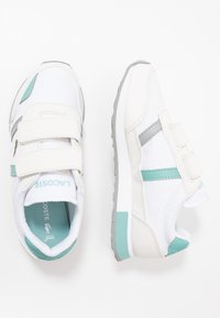 Lacoste - PARTNER  - Trainers - white/turquoise - 0
