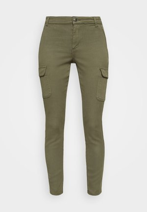 ONLLINE EASY PANT - Cargo trousers - kalamata