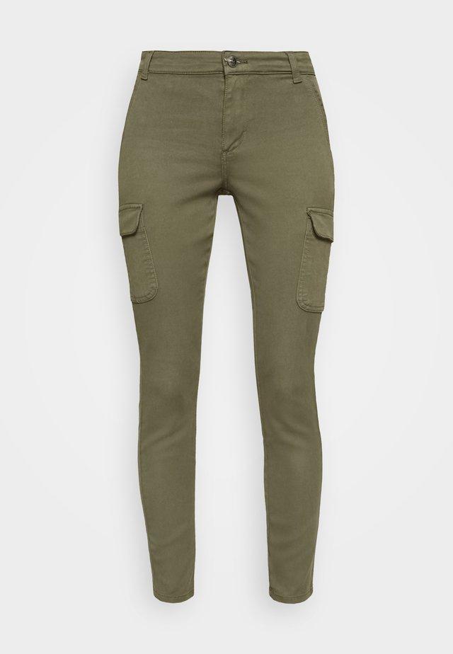 ONLLINE EASY PANT - Pantalones cargo - kalamata