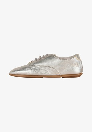 DERBIES SULLY F2G - Lace-ups - silver