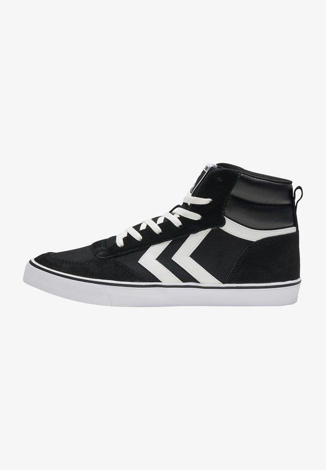STADIL HIGH - Sneakers hoog - black