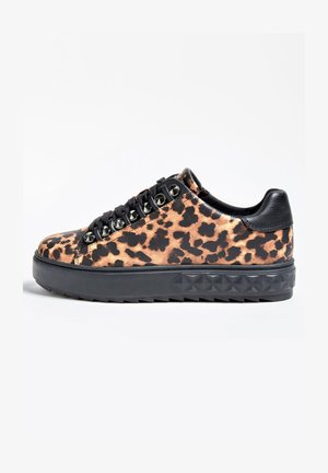 FAIREST NIETEN - Sneakers basse - animalier
