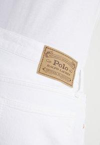 Polo Ralph Lauren - SULLIVAN - Slim fit jeans - white - 4