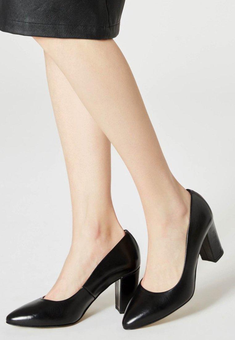 Precio asombroso usha Tacones - black | Calzado de mujer2020 RsB4F