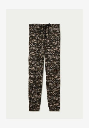Tracksuit bottoms - st.military animalier