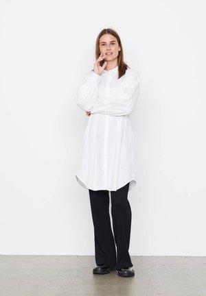 Shirt dress - snow white