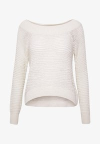 Even&Odd - Sweter - white - 3
