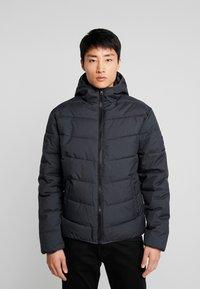 Solid - RIDER - Light jacket - black melange - 0
