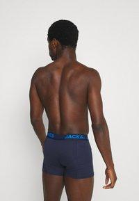 Jack & Jones - JACMAISON TRUNKS 3 PACK - Pants - palace blue - 1