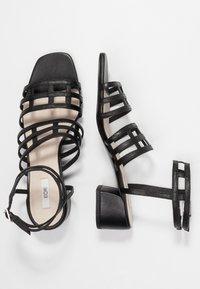 KIOMI - Sandals - black - 3