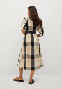 Mango - Day dress - schwarz - 1