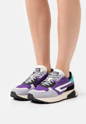 S-TYCHE LL W - Tenisky - purple/turquoise