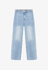 Mango - HONEY - Jeans Relaxed Fit - middenblauw - 0
