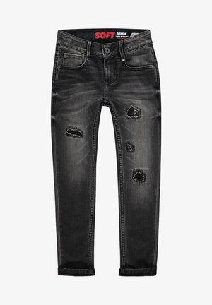AMOS - Straight leg jeans - light grey