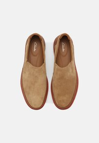 Clarks - BRATTON STEP - Sneakers laag - sand - 3