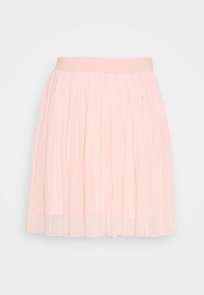 NA-KD - MINI PLEATED SKIRT - Áčková sukně - rose quartz