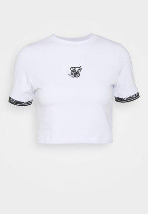 TECH TEE - T-shirts med print - white