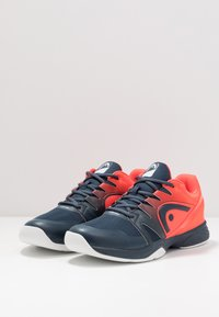 Head - SPRINT 2.5 CARPET MEN - Clay court tennissko - navy - 2