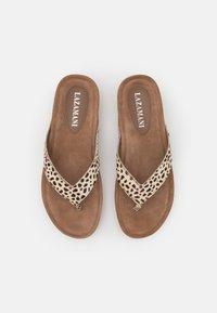 Lazamani - Flip Flops - beige - 5