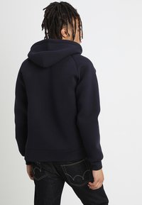 Carhartt WIP - CAR-LUX HOODED - Zip-up hoodie - dark navy/grey - 2