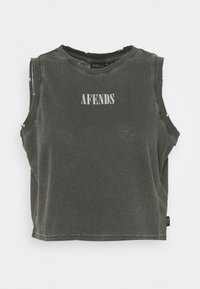 Afends - POLLY - Top - stone black - 4
