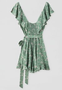 PULL&BEAR - CUT-OUT-DETAIL - Jumpsuit - green - 1