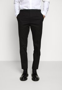 HUGO - HELDOR - Suit trousers - black - 0