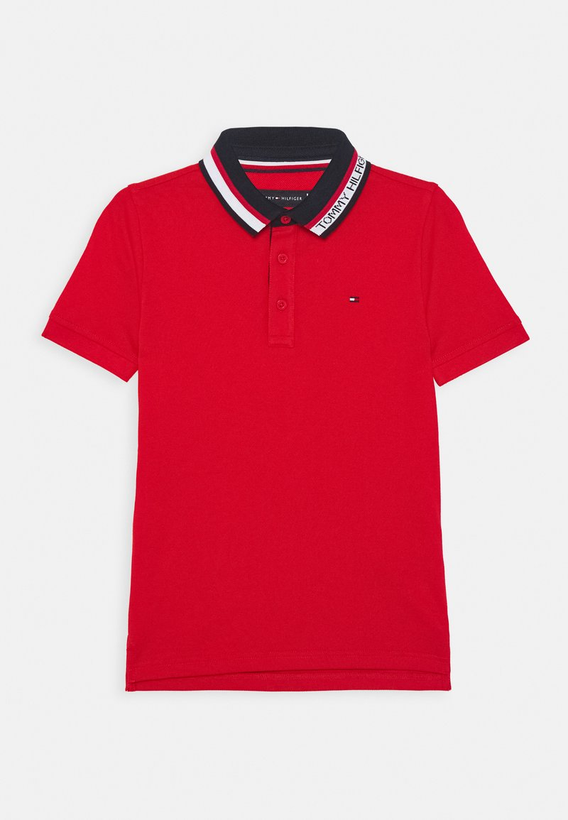 Tommy Hilfiger - Polo shirt - red
