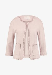 Cream - NELLIE - Blazer - rose dust