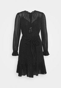 MICHAEL Michael Kors - TASSLE DRESS - Cocktail dress / Party dress - black - 5
