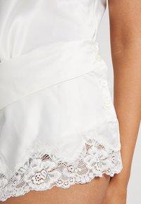 Lauren Ralph Lauren - CAMI TAP PANT SET - Pyjama set - ivory - 5