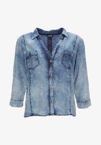 Kenny S. - Denim jacket - blue denim stone - 1