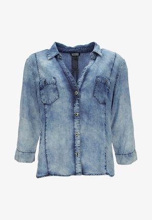 Denim jacket - blue denim stone