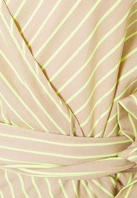 Mykke Hofmann - LINN 2-IN-1 - Maxi dress - sand beige - 6