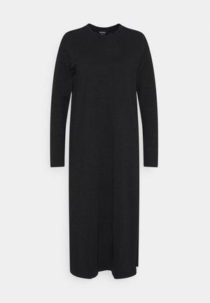 ISA DRESS - Jerseykjole - black