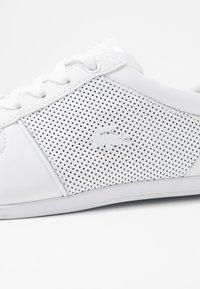 Lacoste - REY SPORT  - Baskets basses - white - 2