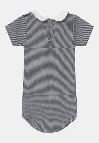 Petit Bateau - CLAUDINES - Print T-shirt - smoking/marshmallow - 1