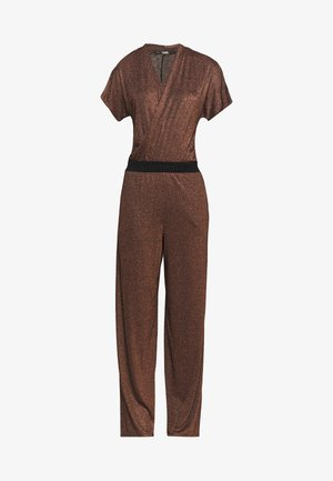 Jumpsuit - bronze