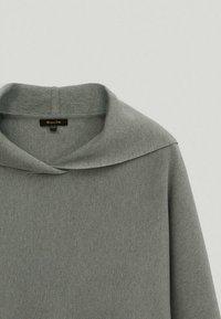 Massimo Dutti - Sweat à capuche - grey - 5