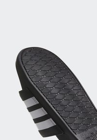 adidas Performance - ADILETTE COMFORT SWIM - Slippers - black/white - 9
