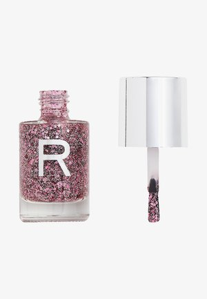 GLITTER CRUSH NAIL POLISH - Nail polish - pink dream kiss