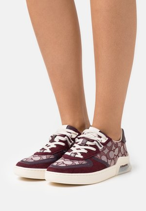 CITYSOLE COURT - Trainers - burgundy