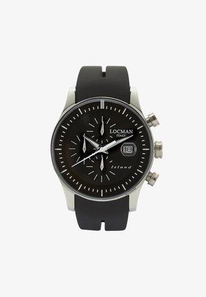 ITALY ISLAND  - Chronograph watch - schwarz