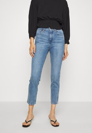 RETRO - Jeansy Skinny Fit - stoned