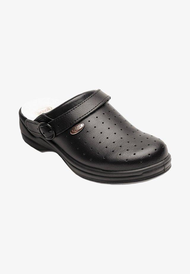 NEW BONUS - Clogs - schwarz