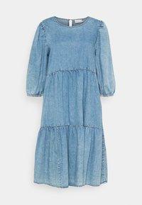 Kaffe - KAMARIE DRESS - Denimové šaty - washed denim - 0