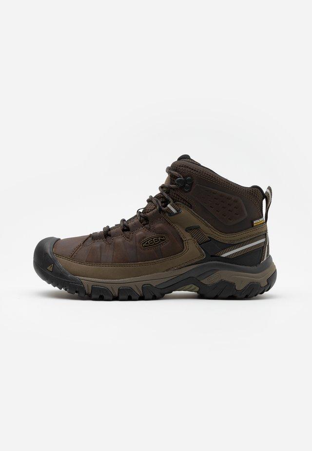 TARGHEE III MID WP - Chaussures de marche - canteen/mulch