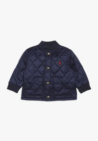 Polo Ralph Lauren - MILITARY OUTERWEAR JACKET - Vinterjacka - french navy - 0