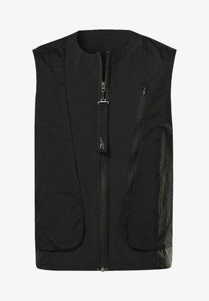 UTILITY FIELD VEST - Bodywarmer - black